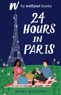 24 Hours in Paris cover