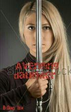 Avenging daughter by QueenBee2015