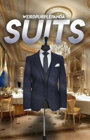 Suits [Sherstrade] [Sequel to Hoodie] by weirdpurplepanda