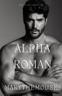 Alpha Roman cover