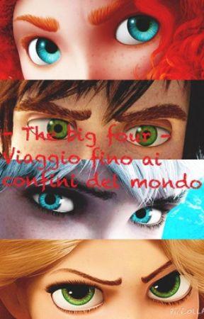The Big Four: Viaggio Fino Ai Confini Del Mondo by inkuroosarms