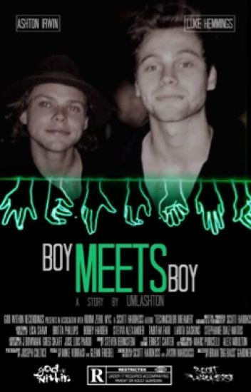 boy meets boy ✪ lashton