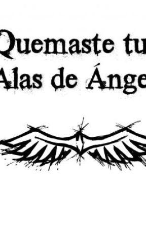 #Quemaste Tus Alas de Ángel by ViktorValles