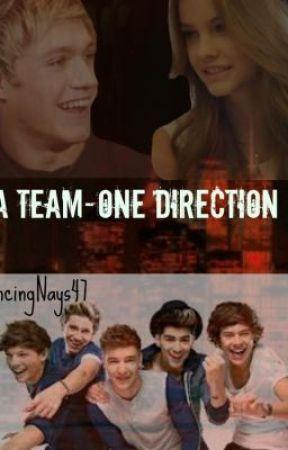 A team~one direction by koolaidsucks