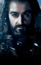 My Last Hope Is In You Thorin Oakenshield. by Allerae