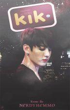 kik ◇ bts | jungkook by heronthornchild