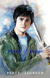 Percy Jackson: Hunter of Artemis cover