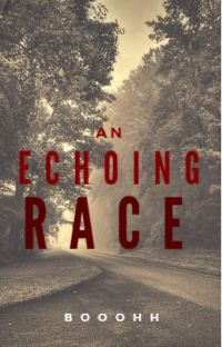 An Echoing Race. cover