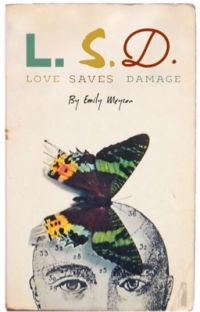 L.S.D. ( love saves damage) cover