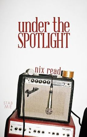 Under The Spotlight (An Andy Biersack one shot) by Utaimasu