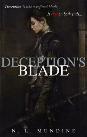Deception's Blade by Engraved_in_inK
