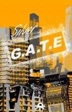 TAOE: Silver GATE door G_A_T_E