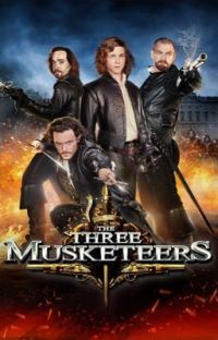 The Three Musketeers and Their Unexpected Girl (Aramis/Alyssandra) cover