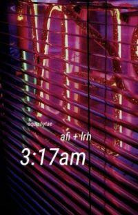 3:17am { lashton } cover