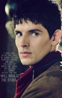 Twisted Memories(A Merlin Fanfic) cover