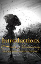 Blackbourne Investigations 01 - Introductions by 1Lisamurray