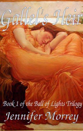 Gallel's Heir by MyCasandra