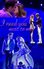 I need you next to me (Jortini) by violettastory