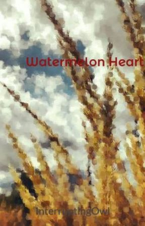 Watermelon Heart by InterruptingOwl