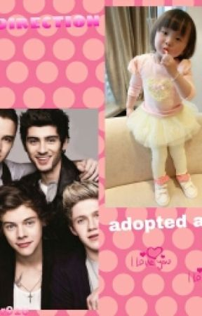 one direction adopted a girl by zaynlover010