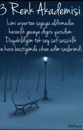 ÜÇ RENK AKADEMİSİ by Sihirliyazi