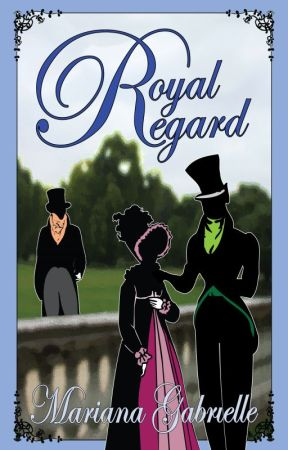 Royal Regard by marianagabrielle