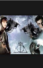 Percy goes to Hogwarts by awesomebananasplit8