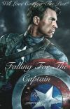 Falling for the Captain (Captain America Fanfiction) cover