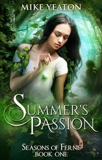 Seasons of Ferne, Summer's Passion cover