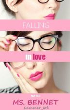 Falling in love with Ms. Bennet by lavenderdaisee