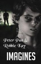 Robbie Kay/Peter Pan Imagines by AliceMalefoy