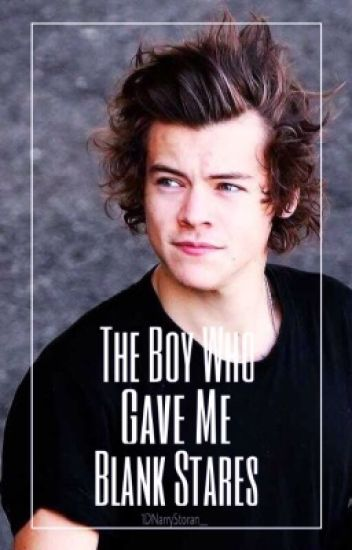 The Boy Who Gave Me Blank Stares » Narry