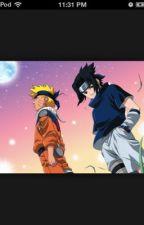 Naruto and Sasuke why me by emilynaruto