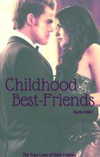 Childhood Best-Friends (Stefan Salvatore) by Merlin19867