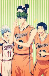 Kuroko no basket One-shots cover