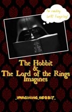 The Hobbit & Lord of the Rings Imagines by _imagining_hobbit_