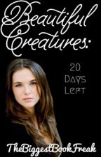 Beautiful Creatures: 20 Days Left |DISCONTINUED FOR NOW| by --phie
