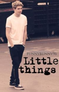 Little Things ( A Niall Horan Love Story ) cover