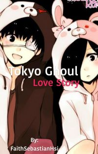 Tokyo Ghoul Love Story cover