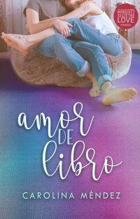 Amor de libro [ADL #1] cover