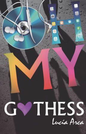 Oh My Gothess (Capítulos de muestra)  by LuciaArca