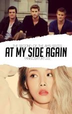 """At My Side Again (A """"The Outsiders"""" Fanfiction) by LadyLucs"""