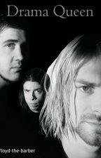 Drama Queen (Kurt Cobain) by Floyd-The-Barber