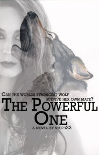 The Powerful One. cover
