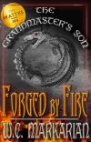 Forged by Fire: The Grandmaster's Son Book 1 cover