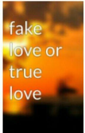 fake love or true love by takenreadingEXOBTS07