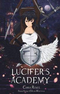 Lucifer's Academy (ENGLISH) cover