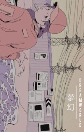dreamworld | oneshots  by -eatseokjins
