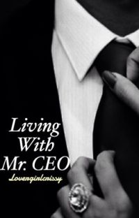 Living With Mr. CEO cover