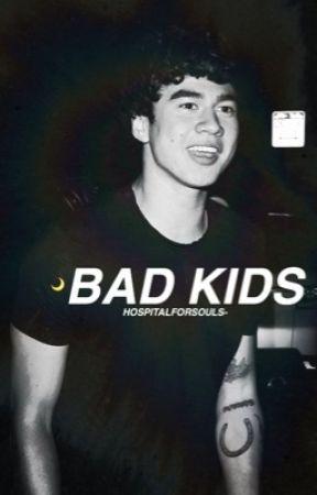bad kids ⚜️calum hood by wildflowerlukes